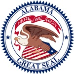 Great Seal of Alabama (1868–1939)