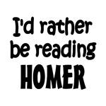 Reading Homer