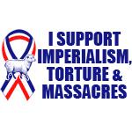 Imperialism, Torture & Massacres!
