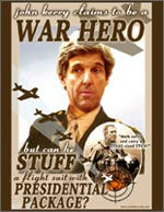 John Kerry's Non-Package