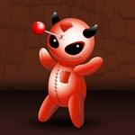 Voodoo Doll Evil Devil Cartoon