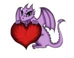 Chibi Dragon Alexia