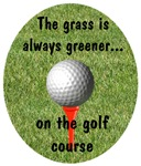 Golf lover t-shirts & gifts