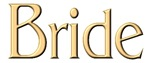 Golden Bride t-shirts & gifts