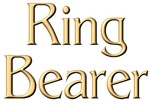 Golden Ring Bearer t-shirts & gifts