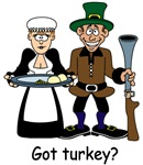 Got turkey? t-shirts & gifts