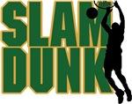 Slam Dunk Basketball t-shirts & gifts