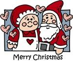 Merry Christmas Santa t-shirts & gifts