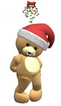 Christmas Teddy Bear t-shirts & gifts
