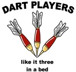 Dart Players t-shirts & gifts