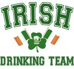 Irish Drinking Team t-shirts & gifts