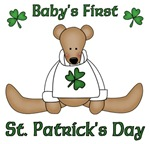 Baby's First St. Patrick's Day t-shirts & gifts