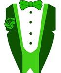Irish Tuxedo t-shirts