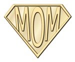 Super Mom shirts & gifts