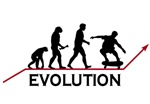 Skateboarding Evolution