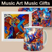 Music Themed Gifts By Juleez Gallery