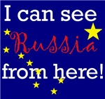 Politics - I can see Russia from here! Sarah Palin