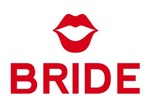 Bride red lips