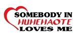 Somebody in Huhehaote loves me