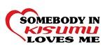 Somebody in Kisumu loves me