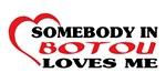 Somebody in Botou loves me
