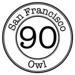 Circles 90 Owl