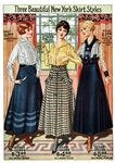 1916 New York Skirts