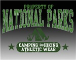 Property of National Parks
