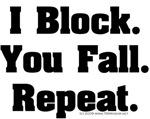 Derby: I Block!
