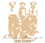 Old West 5 Cowboys