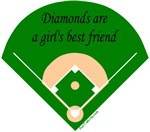 Diamonds... girl's best friend