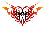 Winged heart tattoo t-shirts & gifts