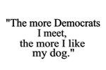Anti-Democrat - Conservative Humor