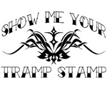 SHOW ME YOUR TRAMP STAMP