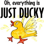 just ducky!