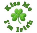 St. Patricks Day. Kiss me I'm Irish.