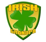 Irish Grandpa T-shirts. Get the Irish T-shirts for
