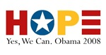 Obama HOPE. Wear the Obama Hope t-shirts and get t