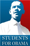Students For Obama T-shirts.