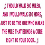 500 Miles for a Cure