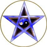 Transparant Yin-Yang Pentagram 2013