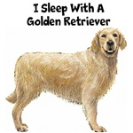 I Sleep With A Golden Retriever