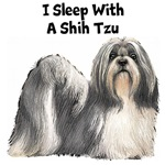 I Sleep With A Shih Tzu