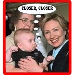Closer, Closer (Hillary)