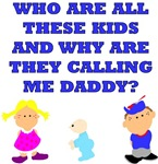 Who Are All These Kids, And Why Are They Calling M