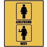 Girlfriend vs. Wife