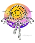 Dream Catcher with Sunset
