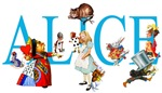 ALICE IN WONDERLAND & FRIENDS
