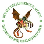 Beware the Jabberwock My Son