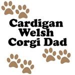 Cardigan Welsh Corgi Dad